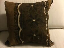 African mud cloth pillow cover 20x20
