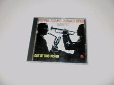 PEPPER ADAMS / DONALD BYRD QUINTET . OUT OF THIS WORLD - CD JAPAN 1988 NO OBI -