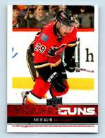 2012-13 Upper Deck Akim Aliu RC #209