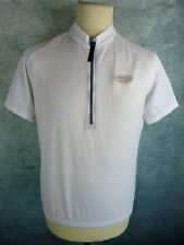 GIORDANA Maillot  Homme Taille L / 50 - Manches courtes - Blanc