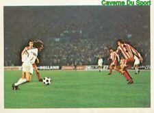 224 MONCHENGLADBACH Vs CRVENA ZVEZDA UEFA CUP STICKER FOOTBALL 1980 BENJAMIN NEW
