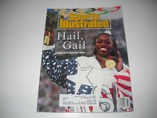 8/10/1992 - Gail Devers - Sports Illustrated