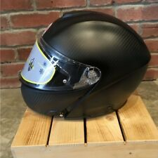 AGV Sport Modular Helmet - Matt Carbon 2018 Helmet flip up Size Medium And Small