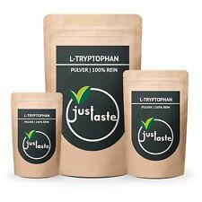 L-Tryptophan | GRÖSSENAUSWAHL | Pulver | Aminosäure | 100% rein | justaste