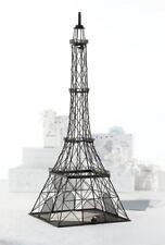 Lillian Rose Metal Eiffel Tower Cardbox
