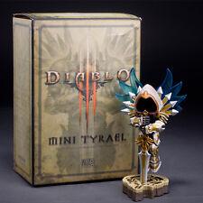 New in Box Hot BlizzCon Diablo 3 Mini Tyrael Statue Collectible 17cm PVC Figure