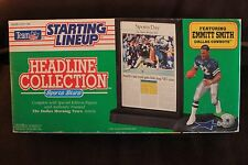 1992 EMMITT SMITH Starting Lineup Headline Collection - Dallas Cowboys