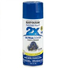 Rustoleum 249114 Painters Touch Spray Paint for Metal & Wood - Deep Blue