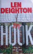 Len Deighton - Spy Hook (Hardback)