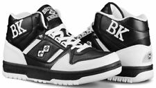 BK Shoes SIZE 9 British knights black and white LL COOL J MC HAMMER Old School
