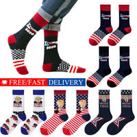 Creative Socks Donald Trump President Make America Great Again Cotton Stockings