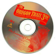 Oregon Trail 3rd Edition: Pioneer Adventures (PC, 1997, Learning Co., 3+1 Disc)