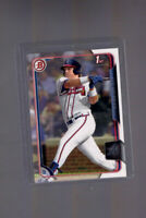 Austin Riley 2015 Bowman Card 1st #157 Pre- Rookie Card RC Atlanta Braves