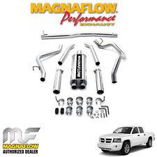 "MAGNAFLOW 3"" Cat Back Stainless Dual Exhaust System 2005-2008 Dodge Dakota"
