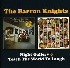 Barron Knights - Night Gallery / Teach the World to Laugh [New CD] UK - Import