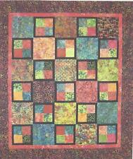 Petit Fours quilt pattern by Roxanne Carter of Quilting with Roxanne