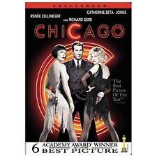 Chicago (DVD, 2003, Full Frame)