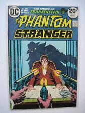 The Phantom Stranger #27 (DC, 11/73) FN+  Nick Cardy-a/Nice!!