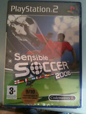 SENSIBLE SOCCER 2006   NUOVO ITALIANO PS2