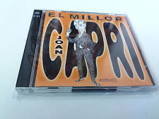 "JOAN CAPRI ""EL MILLOR DE JOAN CAPRI"" 2CD 22 TRACKS"