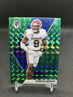 2020 Panini Mosaic KENNETH MURRAY Green Rookie Prizm Refractor Chargers RC PWE