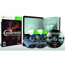 Castlevania: Lords of Shadow - Limited Edition [Xbox 360, NTSC Video Game] NEW