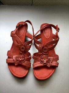 sandals Footglove 6.5 Wide Fit