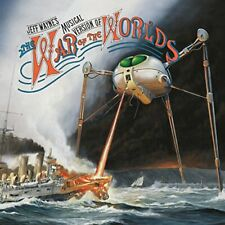 Jeff Wayne - The War Of The Worlds (NEW 2CD)