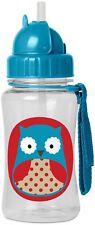 Skip Hop Zoo Straw Bottle - Owl Model 19518959