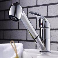 Wasserhahn Hochdruck Armatur Einhebelmischer Bad Spültisch Brause