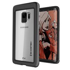 Original Ghostek funda protectora para Galaxy S9 Atomic ligera carcasa negra