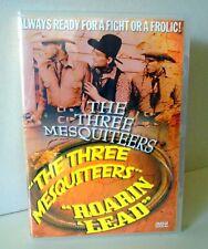 "The Three Mesquiteers Vol.3""The Three Mesquiteers/Roarin' Lead""1936 Republic"