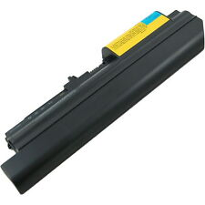 6 Cell Laptop Battery For Lenovo ThinkPad R400 R61 T61 R61i T61 T61p 42T526 T400
