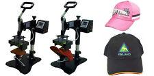 """RiCOMA Hat Heat Press Machine HP-1508T 6"""" x 3"""""""
