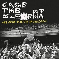 Cage The Elephant - Live From The Vic In Chicago [New & Sealed] CD