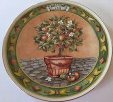 Vintage Porcelaine T. Limoges~DIOSPIROS KAKI~ Dinner Plate