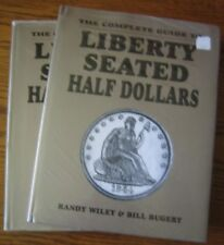 Complete Guide to Liberty Seated Half Dollars Wiley & Bugert Factory Shrink Wrap