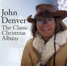 JOHN DENVER - THE CLASSIC CHRISTMAS ALBUM - NEW CD!!