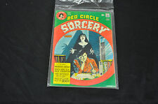 RED CIRCLE SORCERY #6 - 1974 (Grade 5.5) WH
