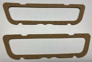 1960 Chevy Impala, Bel Air, Biscayne Front Park Lamp Lens Gaskets NEW