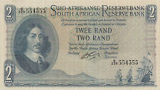 SOUTH AFRICA P.105b - 2 Rand ND 1962 UNC