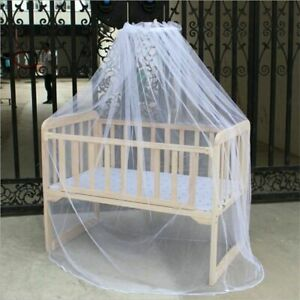 Mosquito Net For Baby Cribs Portable Canopy Tent Indoor Outdoor Home Bed Curtain