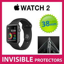 Apple Watch 2 iWatch 38mm tamaño invisible SERIES protector de pantalla de Escudo Militar