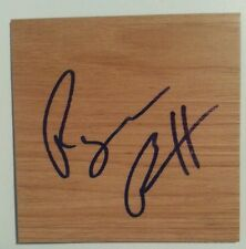 Ryan Boatright Connecticut Huskies Signed Mini Floorboard Beşiktaş