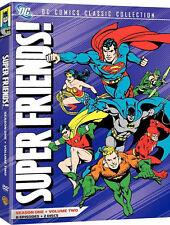 SUPERFRIENDS: SEASON ONE V.2 (1973-1974) (2PC) - DVD - Region 1