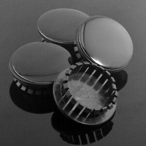 4pcs 59mm/46mm Black Wheel Center Caps for Allure LaCrosse Regal Verano 9594156