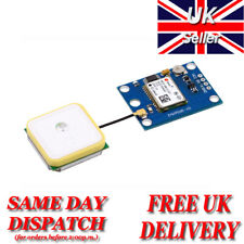 GY-NEO6MV2 GPS Module with Flight Control EEPROM MWC APM2.5 for Arduino