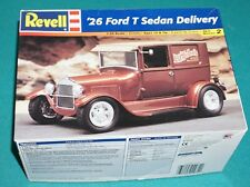 '26 Ford T Sedan Delivery Revell 1/25 Complete & Unstarted.