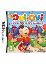 Jeu Nintendo DS - Oui-Oui Grande fête au pays des jouets - Bon état !