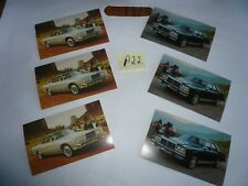 1977 1979 Ford LTD Landau Postcards (3 each) Lot of Cards - P22